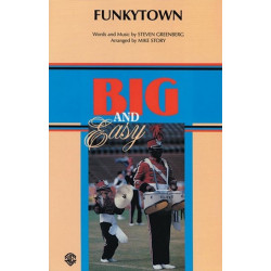 Greenberg, Steve: Funkytown : for concert band
