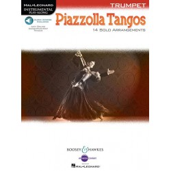 Piazzolla, Astor: Tangos (+Online Audio Access) : for trumpet