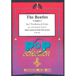 Lennon, John: The Beatles vol.2 : f├╝r 2 Posaunen und Klavier