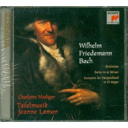 Bach, Wilhelm Friedemann: Sinfonias and Tafelmusik CD