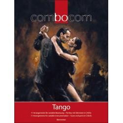 Tango: für variables Ensemble Partitur und Stimmen