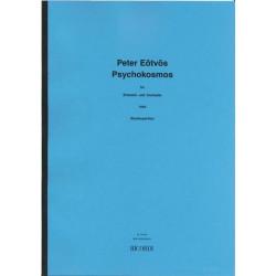 Eötvös, Peter: Psychokosmos für Zimbalom und Orchester Studienpartitur