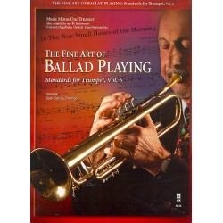 The fine Art of Ballad Playing (+CD) : for trumpet