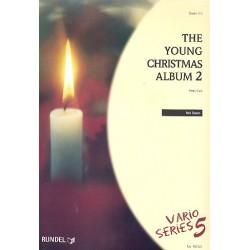 The young Christmas Album Band 2 : für 5 Bläser (Ensemble) Partitur