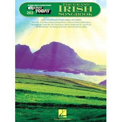 The grand Irish Songbook : for organs, pianos and electronic keyboards EZ play today vol.263