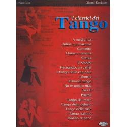 I classici del tango : per pianoforte