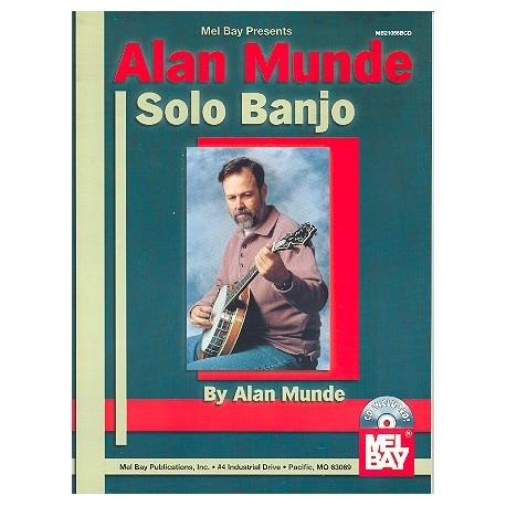 Munde, Alan: Solo Banjo (+CD) : for banjo in tab