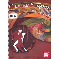 Classic Tangos : for guitar/tab