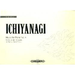 Ichiyanagi, Toshi: Music for Piano Nr.4 für 1-x Klaviere Archivkopie