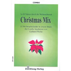 Christmas Mix (+Midifiles) : für Combo Partitur und Stimmen