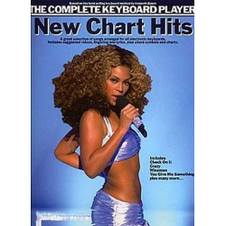 New Chart Hits : for all electronic keyboards The complete Keyboard Player with lyrics and chord symbols