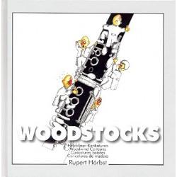 Hörbst, Rupert: Woodstocks : Holzbläser-Kariaturen