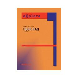 Tiger Rag: für Blasorchester Partitur und Stimmen