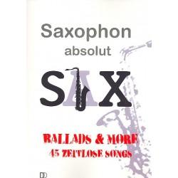 Saxophon absolut - Sax : f├╝r Saxophon