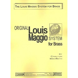 MacBeth, Carlton: Original Louis Maggio System : for brass