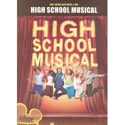 High School Musical : for easy guitar (vocal/tab)