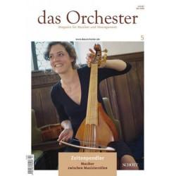 Das Orchester Mai 2008 : Zeitschrift