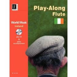 World Music Ireland (+CD): für Flöte und Klavier