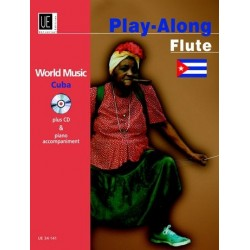 World Music Cuba (+CD) : f├╝r Fl├Âte und Klavier