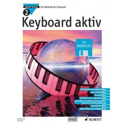 Benthien, Axel: Keyboard aktiv Band 2 (+Midifiles)