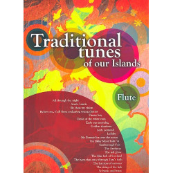 Traditional Tunes of our Islands : for flute and piano