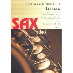 Stibor, Christoph: Jazzala (+CD) : für Tenorsaxophon und Klavier