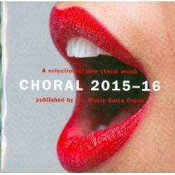 Choral Sampler 2015-16 : CD