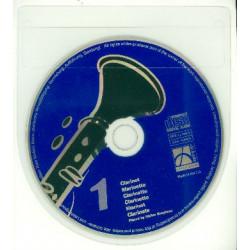 Kastelein, Jaap: Horen lezen und spelen voor clarinet vol.3 : CD