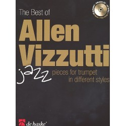 Vizzutti, Allan: The Best of Allan Vizzutti (+CD) : für Trompete