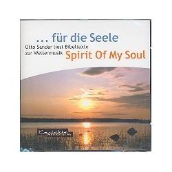 Für die Seele : CD Otto Sander liest Bibeltexte zur Weltenmusik