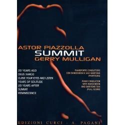 Piazzolla, Astor: Summit : per bandoneon e pianoforte