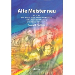 Alte Meister neu : für Blechbläser-Ensemble Partitur