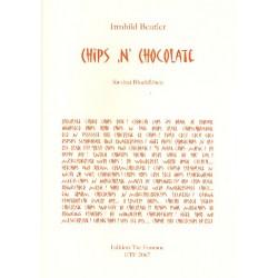 Beutler, Irmhild: Chips 'n' Chocolate : f├╝r 3 Blockfl├Âten (ATB) Partitur und Stimmen