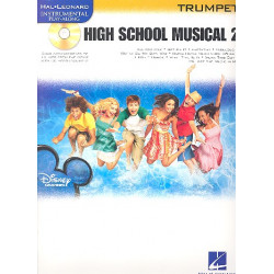 High School Musical vol.2 (+CD) : for trumpet