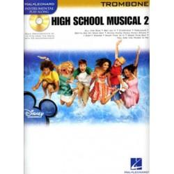 High School Musical vol.2 (+CD) : for trombone