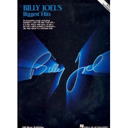 Joel, Billy (William Martin): Billy Joel: Biggest Hits for alto saxophone 30 wonderful songs