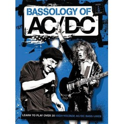 Bassology of AC/DC songbook bass/vocal/tab