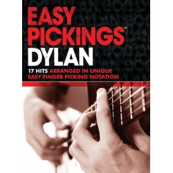 Easy Pickings - Bob Dylan : songbook vocal/tab