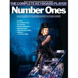 Number Ones : for keyboard (with lyrics and chord symbols) The complete Keyboard Player
