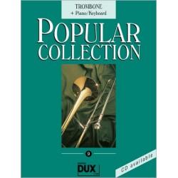Popular Collection Band 9 : für Posaune und Klavier