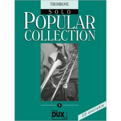 Popular Collection Band 9 : f├╝r Posaune solo