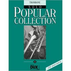 Popular Collection Band 9 : für Posaune solo