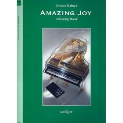 Amazing Joy : für Klavier (mit Text)