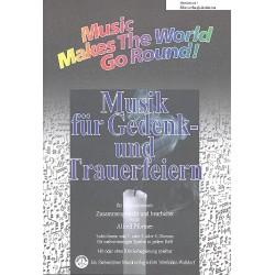 Musik für Gedenk- und Trauerfeiern : für flexibles Ensemble Direktion/Klavierbegleitung