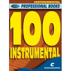 100 Instrumental : for c instruments melody line and chord symbols