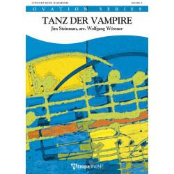 Steinman, Jim: Tanz der Vampire : für Blasorchester Partitur und Stimmen