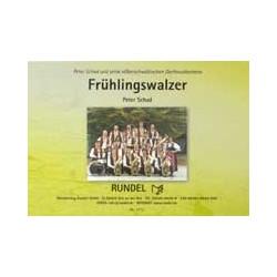 Schad, Peter: Fr├╝hlingswalzer : f├╝r Blasorchester Direktion und Stimmen