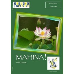 Lefebvre, David: Mahina : for 8 percussion players score and parts