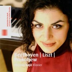 CD: Mirjana Rajic, Klavier spielt Beethoven, Liszt und Prokofjew