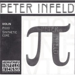 Thomastik Peter Infeld Violinsaiten 4/4 Satz (E Zinn) - Stärke: mittel